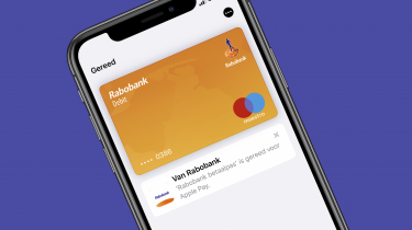 Rabobank Apple Pay Nederland