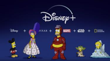 Simpsons Disney+