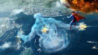 Superman game concept