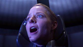 sci-fi film Contact