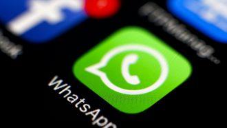 WhatsApp donkere modus