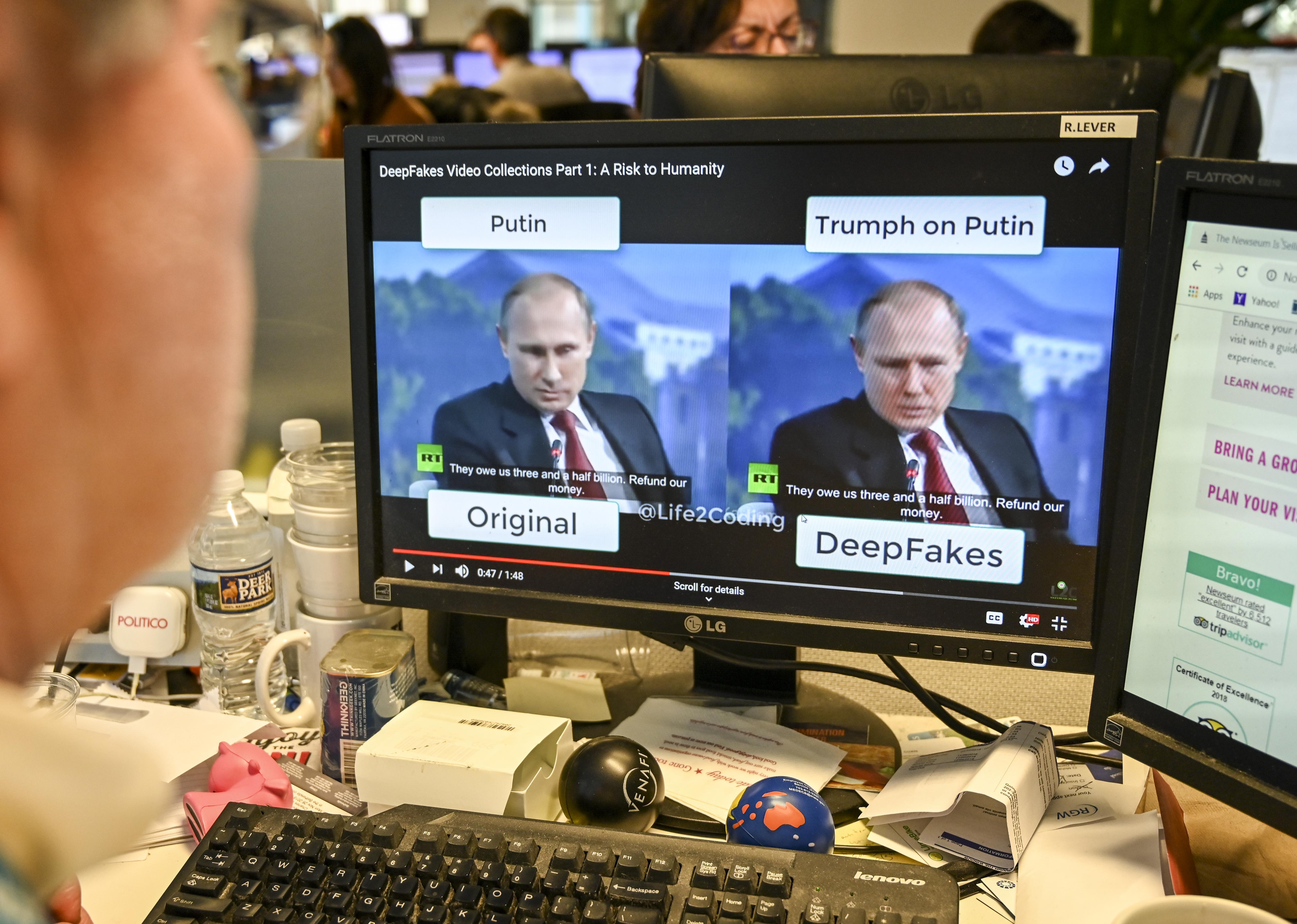 Deepfakes China