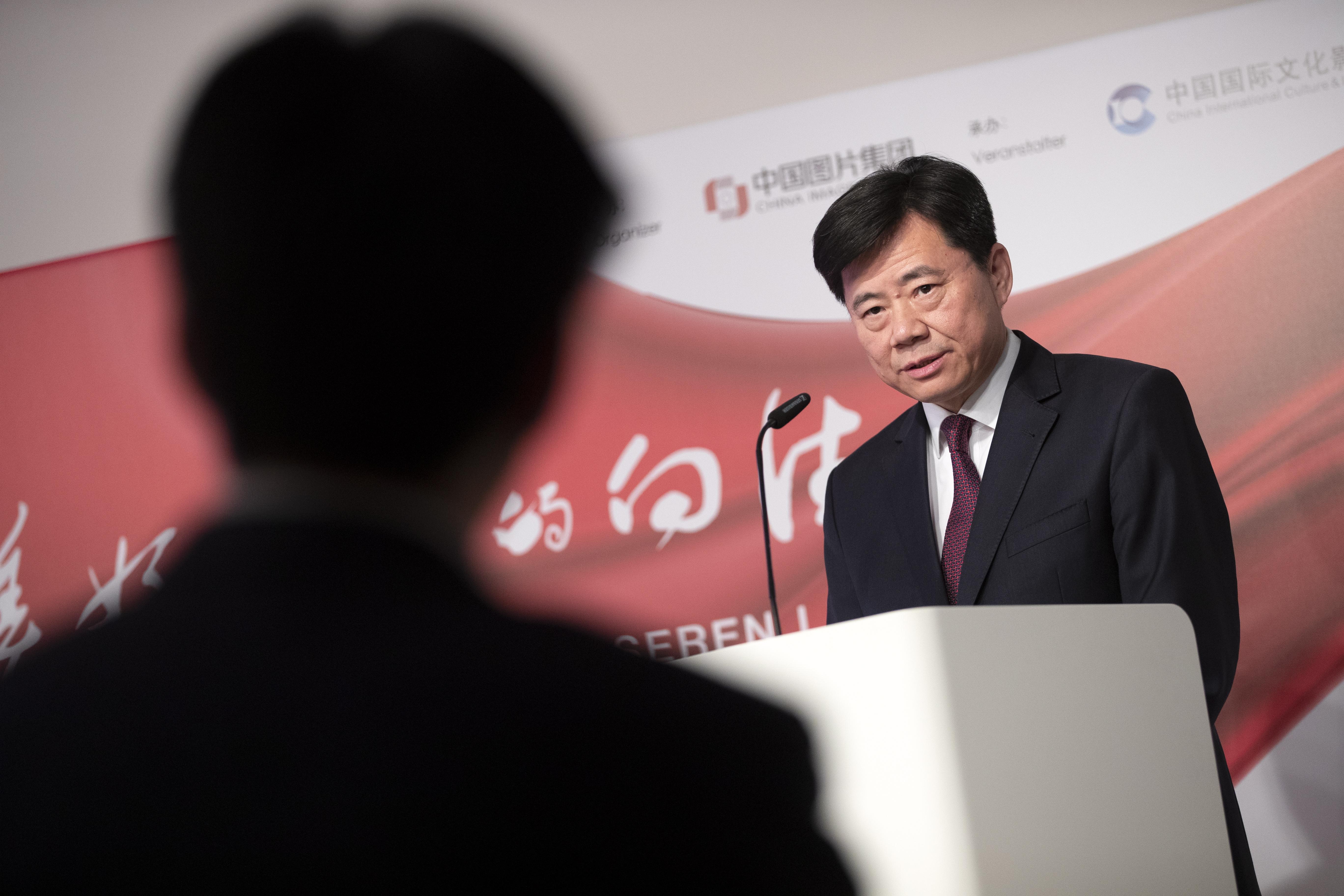 Huawei Duitsland China dreigen