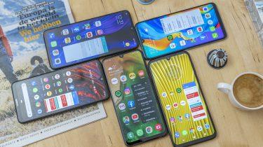 Beste budgetsmartphones vergelijking uitgelicht