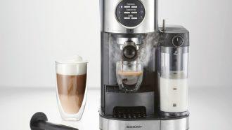 Silvercrest espressomachine Lidl