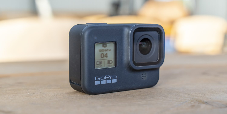 GoPro Hero 8 Black voorkant