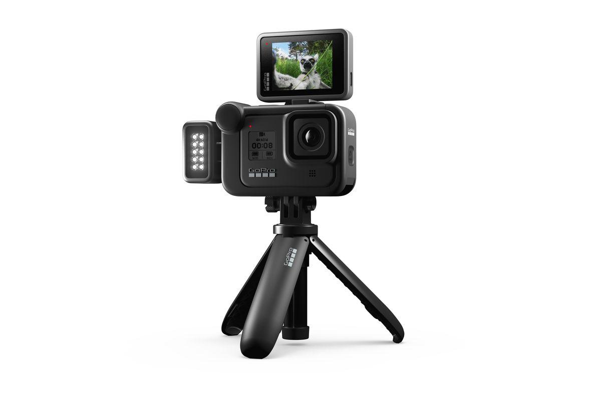 GoPro Hero 8 Black vlog setup