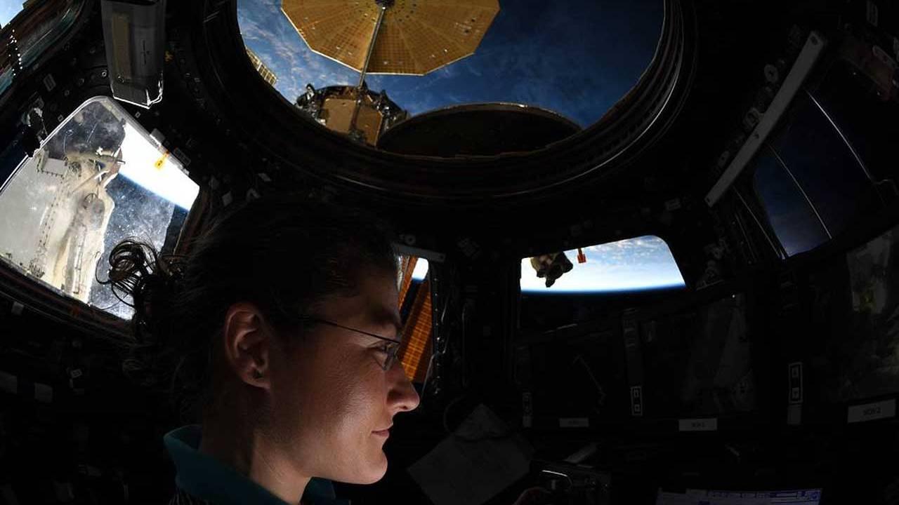 NASA Christina Koch