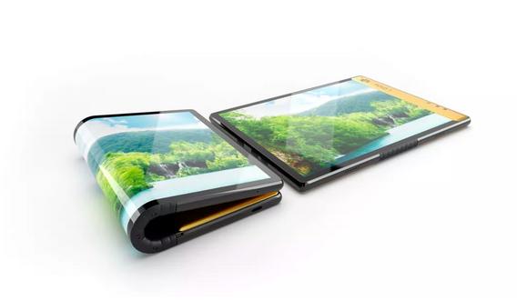 Pablo Escobar Fold 1 smartphone