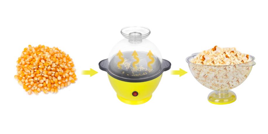 Popcornmachine AliExpress