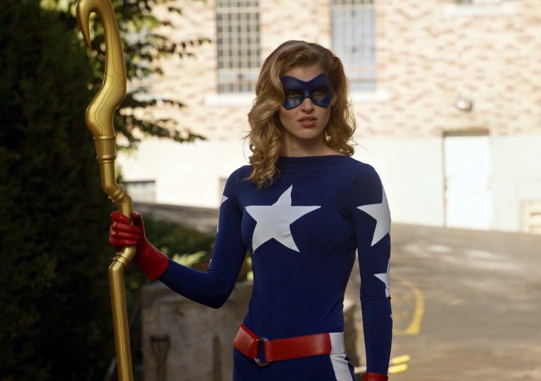 Sarah Grey als Stargirl