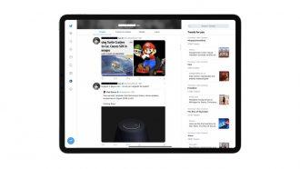 Twitter for iPad herontwerp