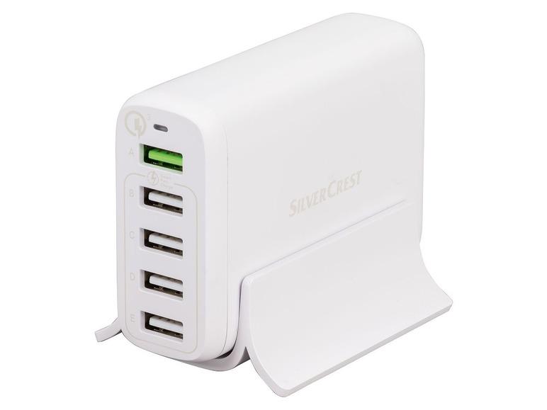 USB-laadstation Lidl