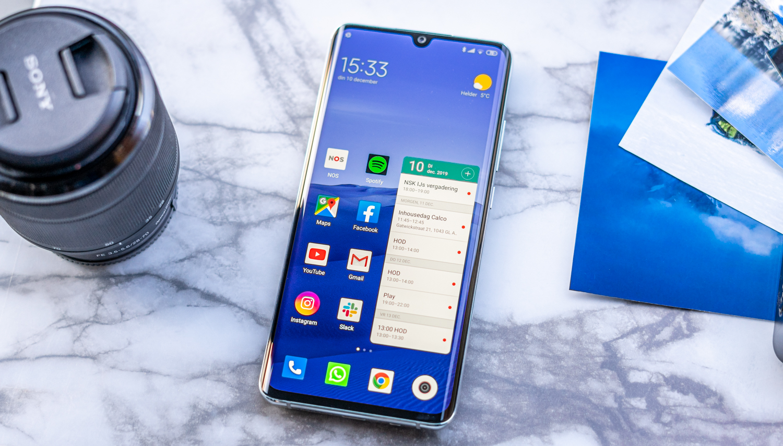 Xiaomi Mi Note 10 افضل هواتف شاومي