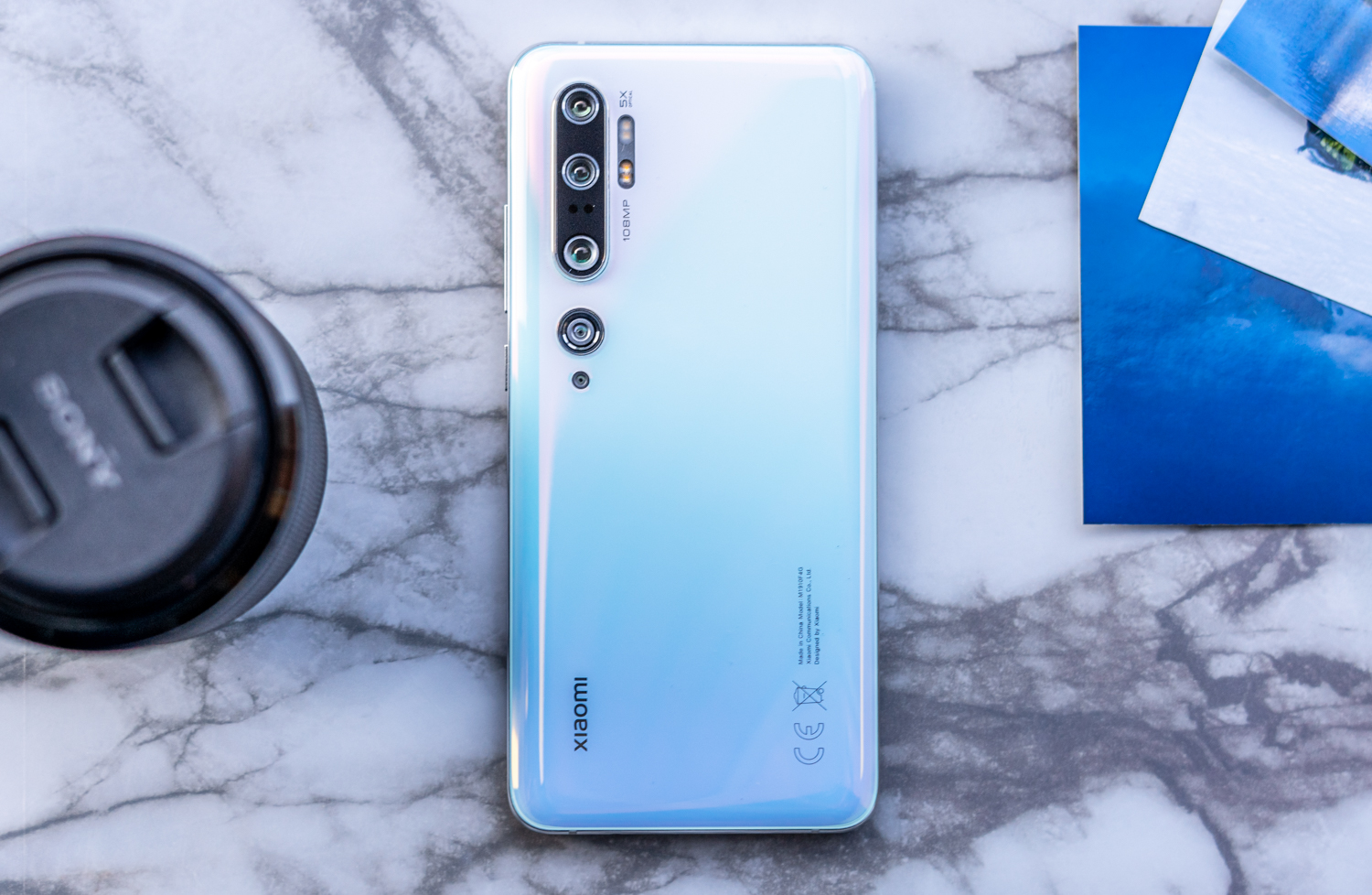 Xiaomi Mi Note 10 review cameras