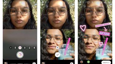 Instagram Stories Layout