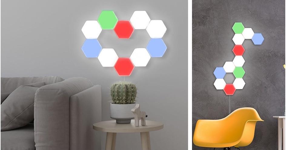 LED-paneel diy