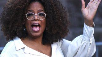 Oprah Apple TV+
