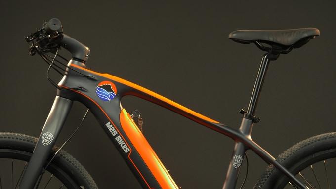 M2S All-Go elektrische fiets