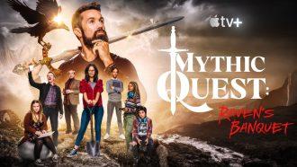 Apple TV Plus Mythic Quest
