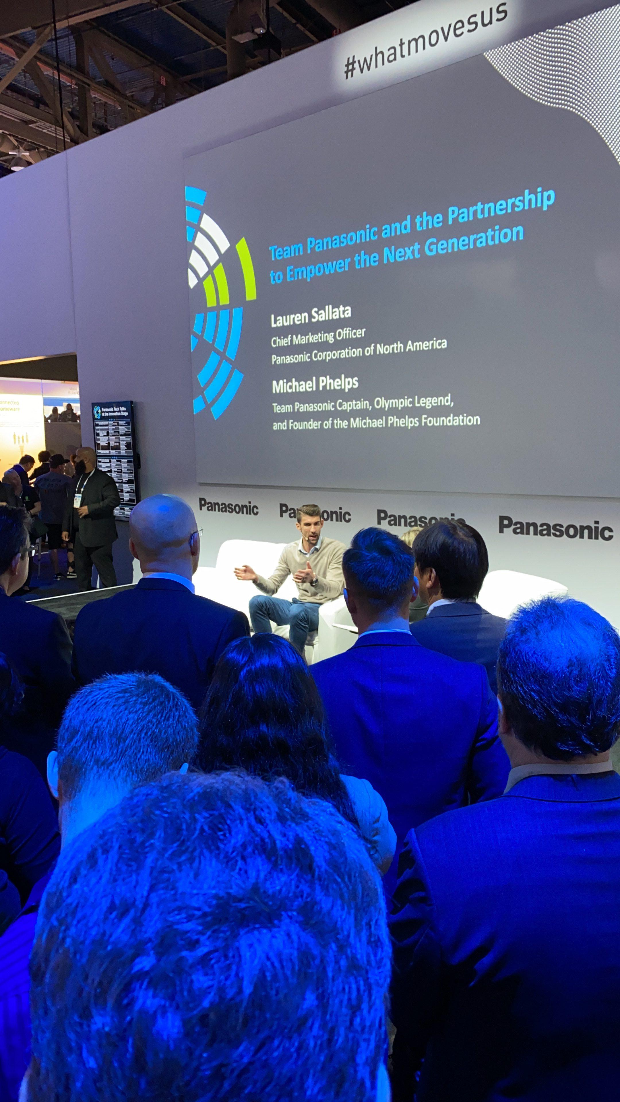 Panasonic CES 2020
