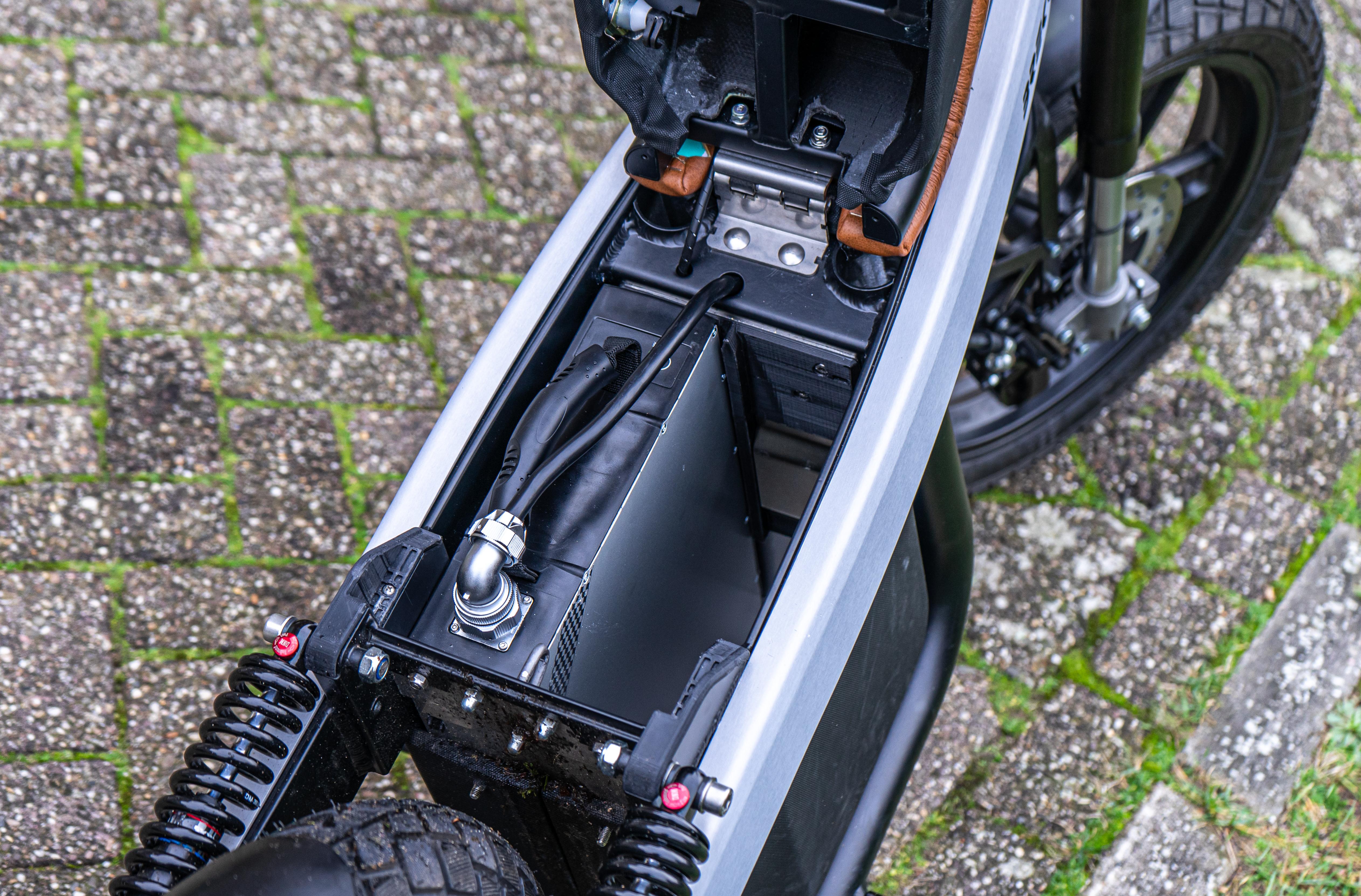 Brekr Model B batterij