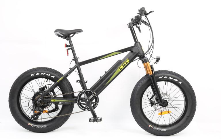 CSC Motors elektrische fiets e-bike