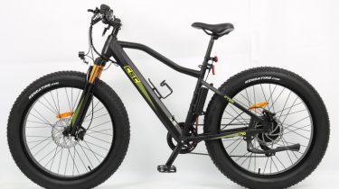 Elektrische fiets e-bike CSC Motorcycles