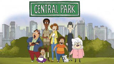 Central Park Apple TV+