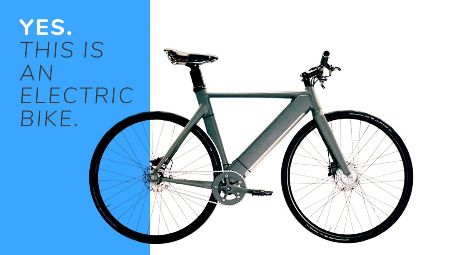 e-bike elektrische fiets Elbike