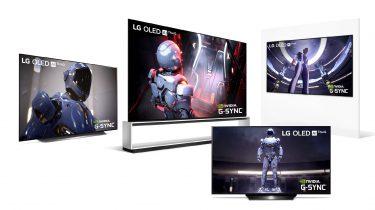 LG OLED line-up CES 2020