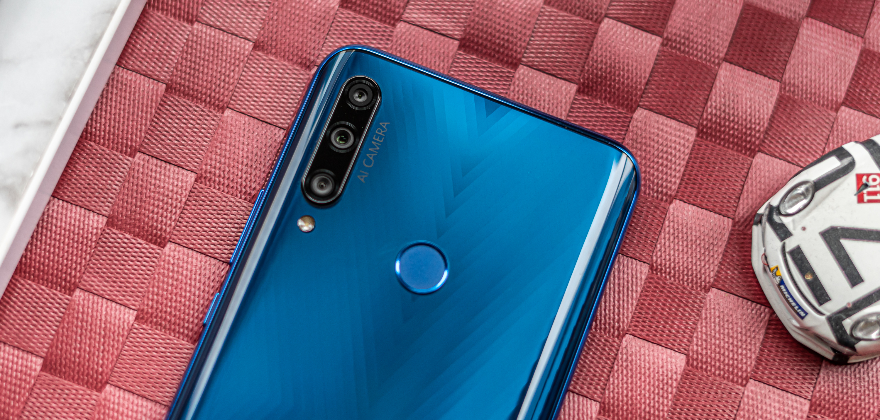 Honor 9X review camera