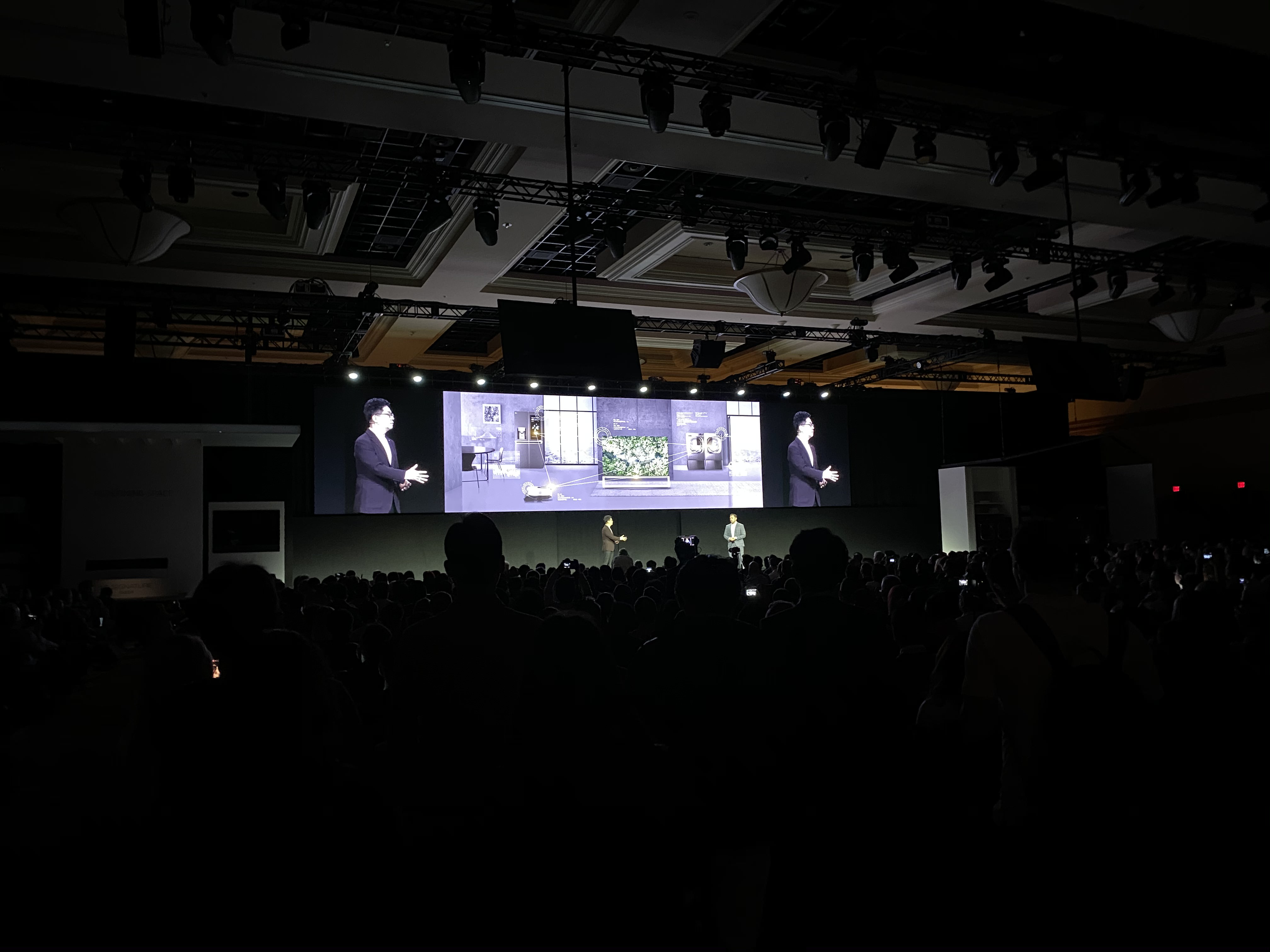 LG CES 2020 kunstmatige intelligentie