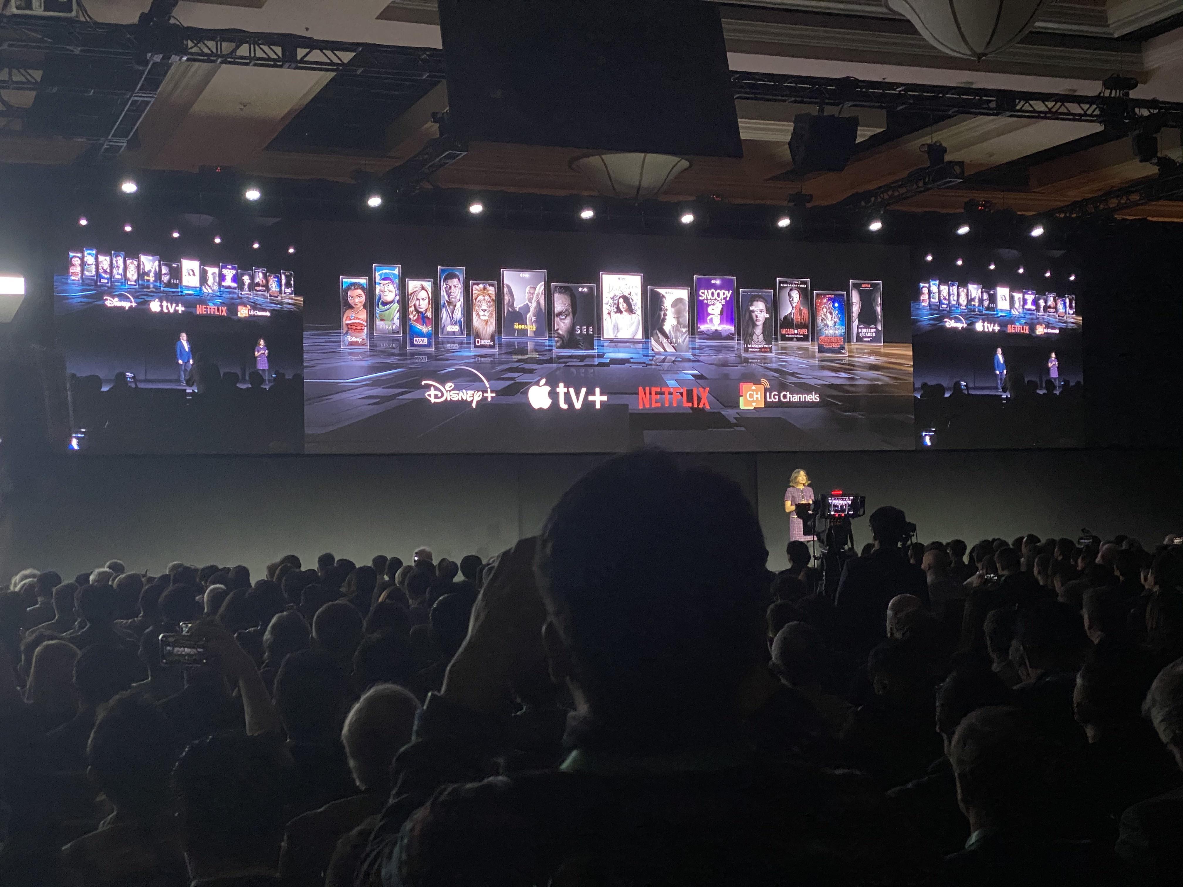 LG CES 2020 line-up