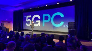 CES 2020 Qualcomm Lenovo 5G PC