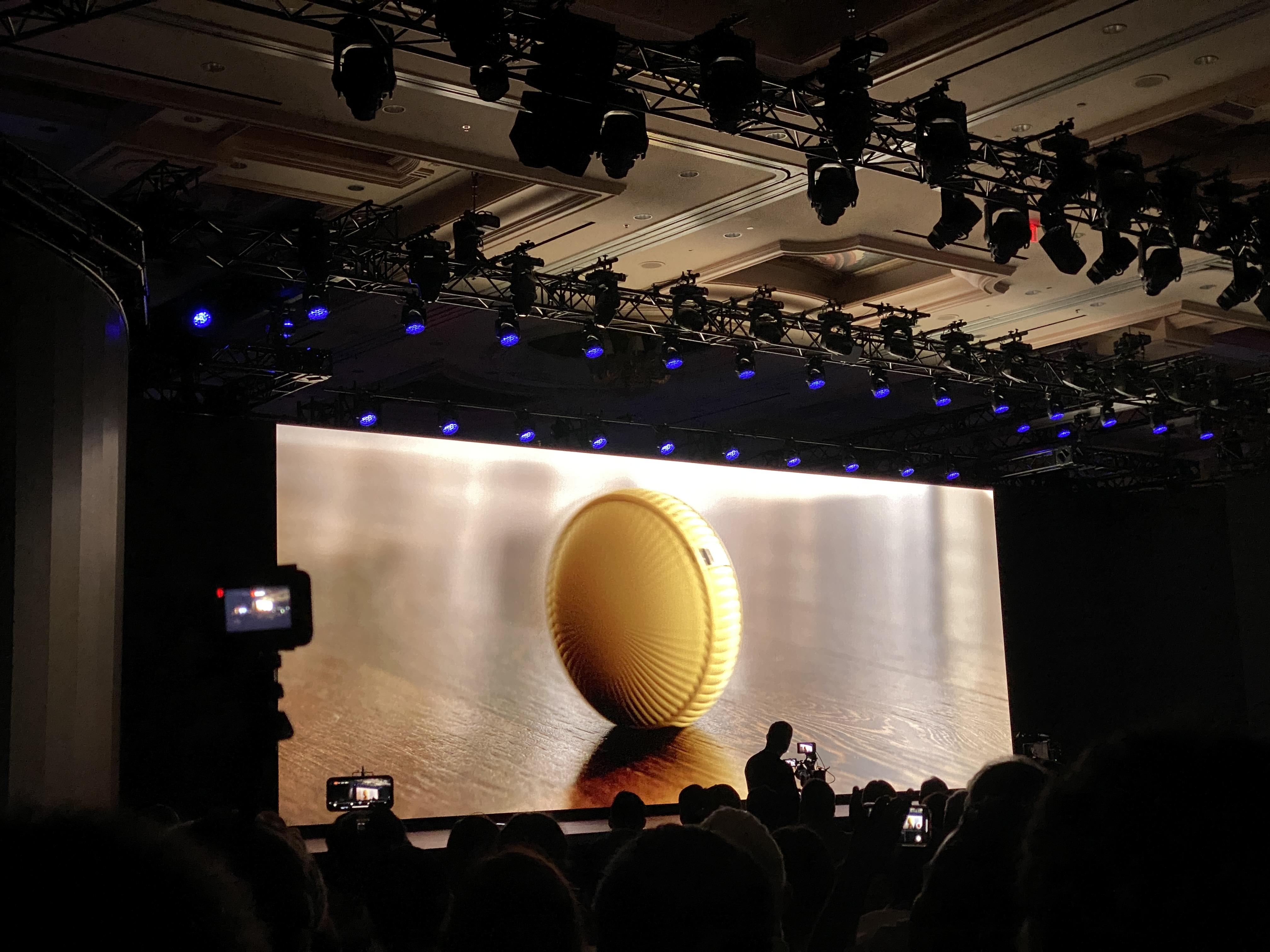 Samsung Ballie CES 2020