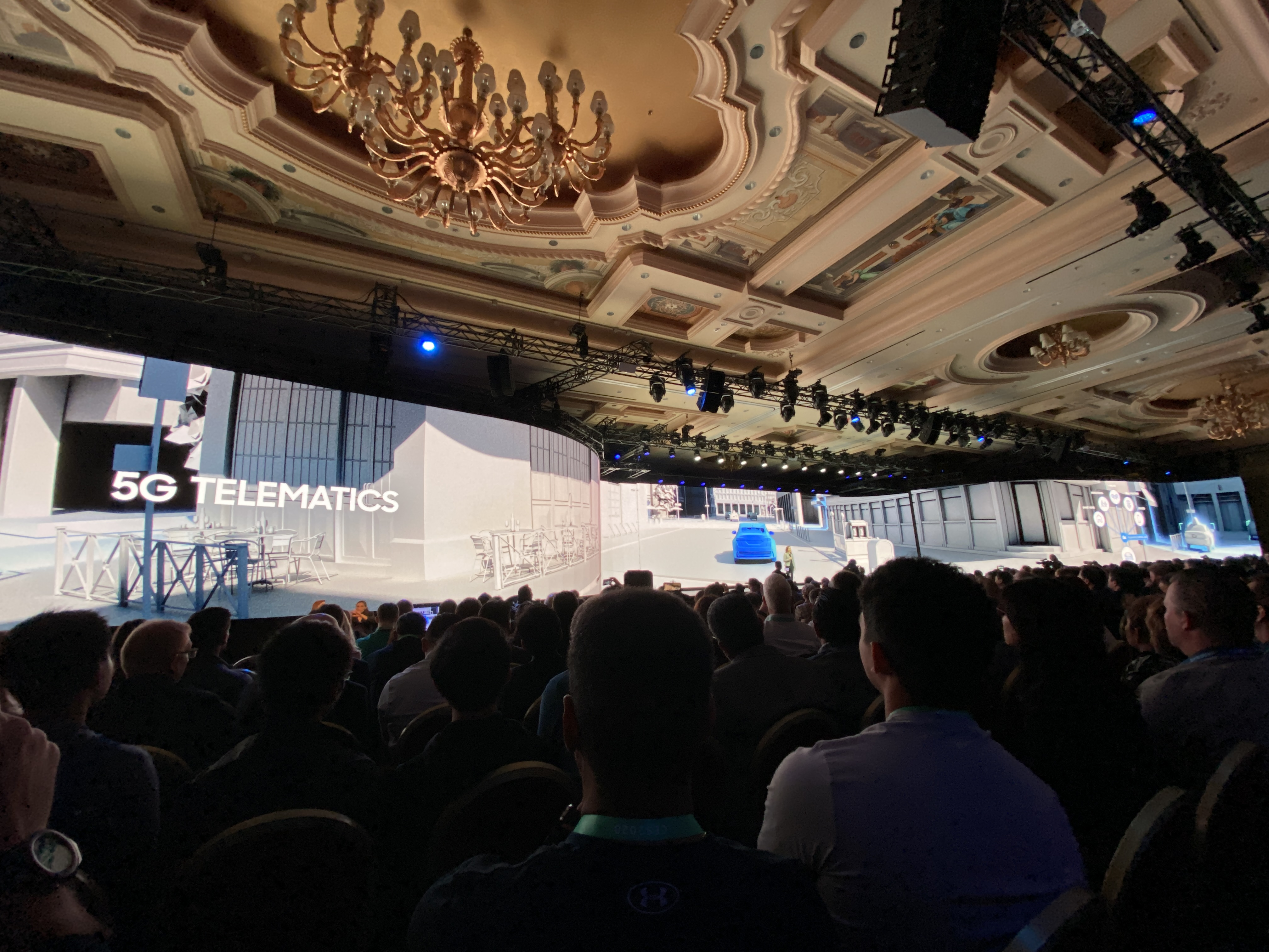 Age of Experience CES 2020
