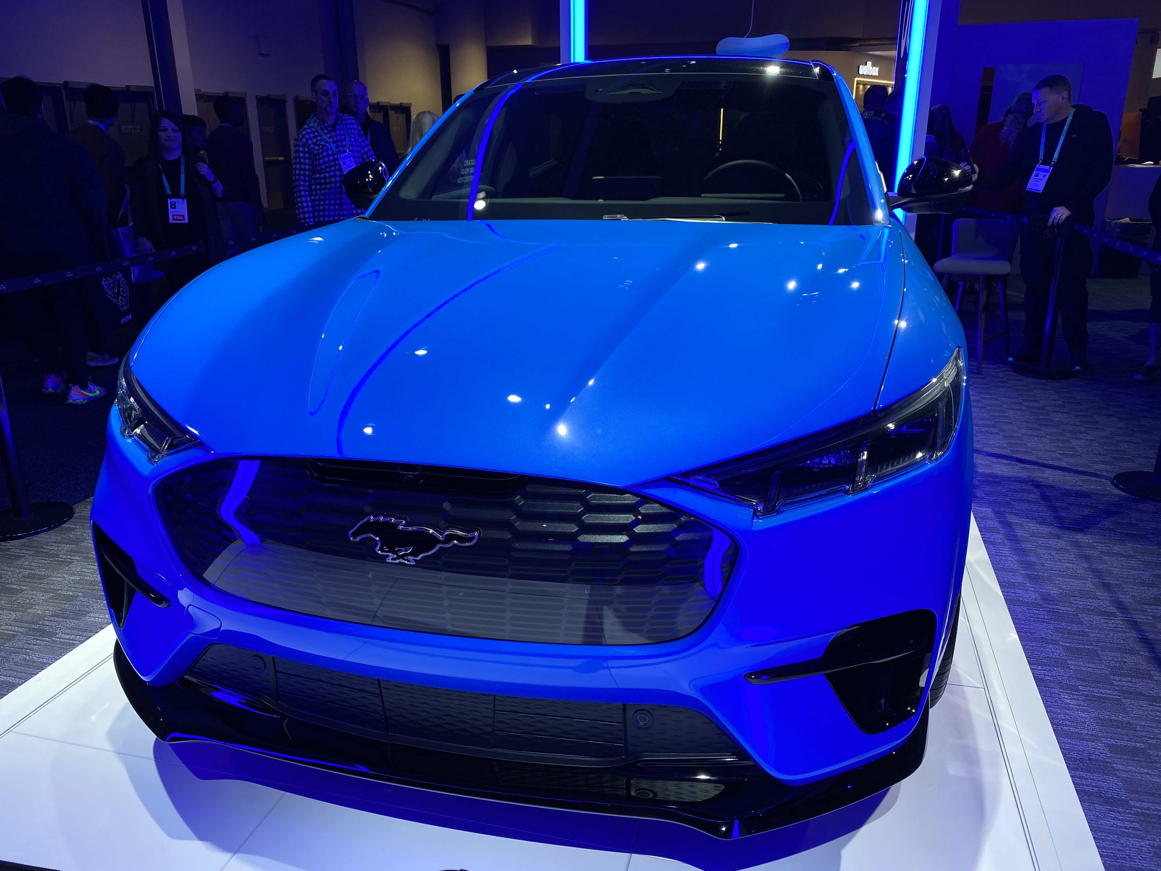 Ford Mustang CES 2020