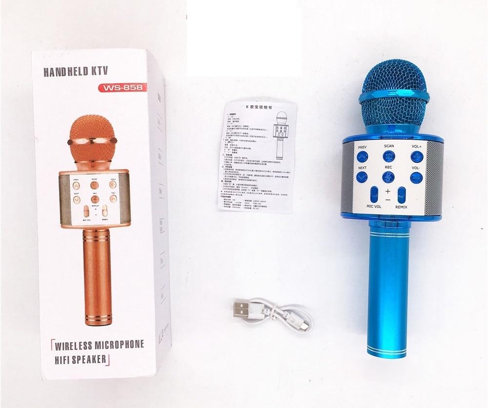 Karaokemicrofoon