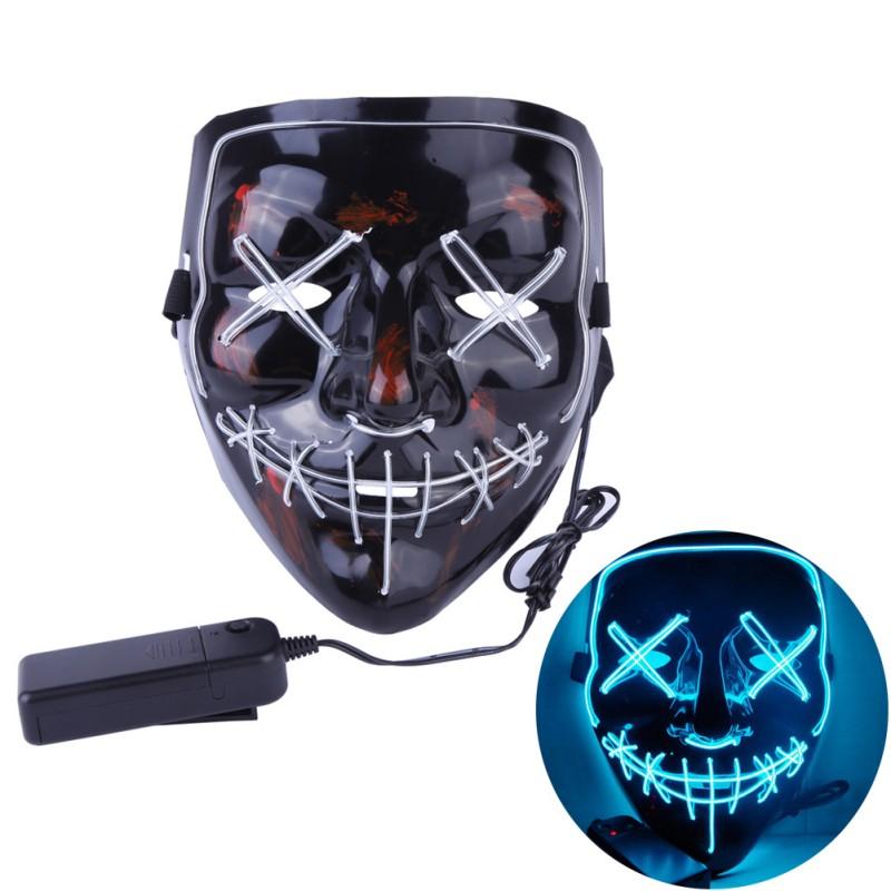 LED-masker halloween carnaval