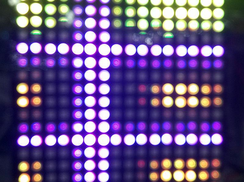 AliExpress LED-paneel