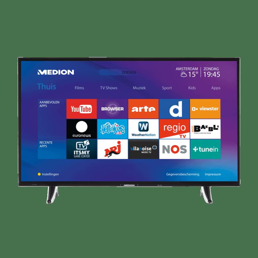 Medion 55-inch LCD-tv Aldi