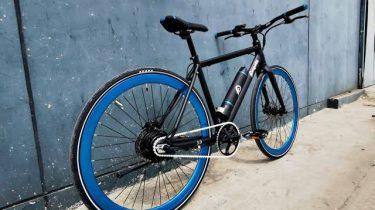 Propella e-bike elektrische fiets