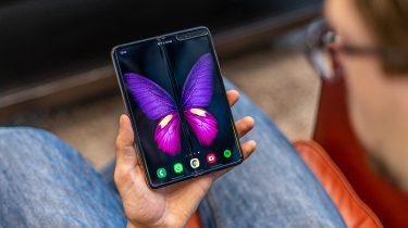 Samsung Galaxy Fold Vouwbare iPhone