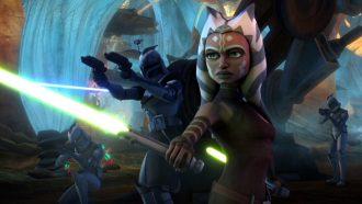 Star Wars Clone Wars Disney Plus 2