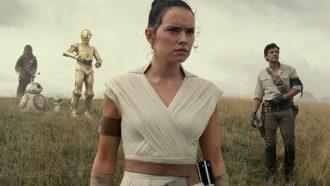 Star Wars, een van de genomineerde tijdens de Oscars
