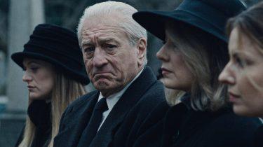 The Irishman Netflix Golden Globes