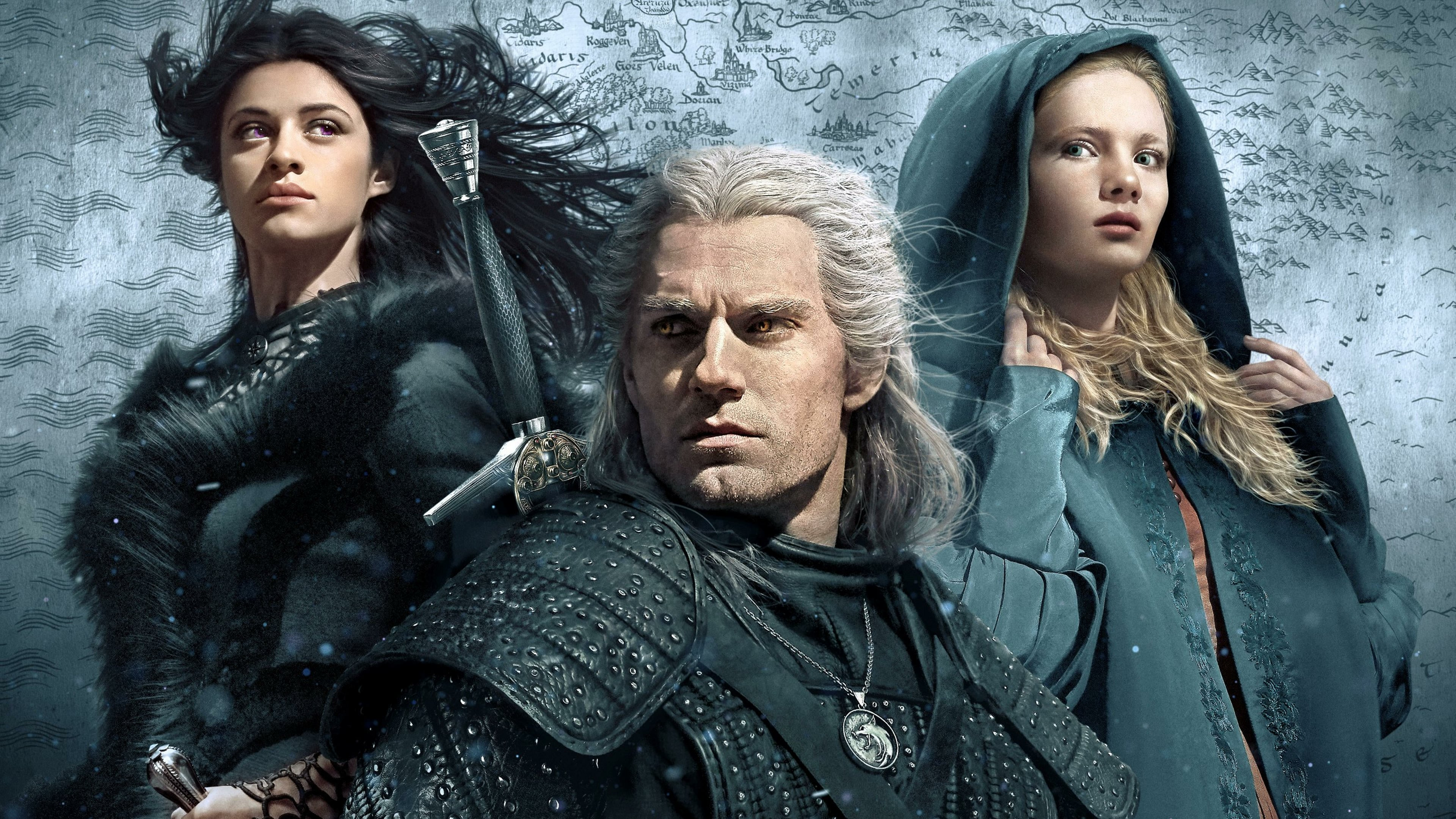 The Witcher anime film Netflix 2