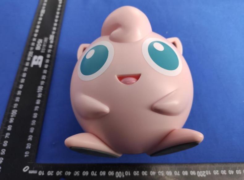 Jigglypuff Pokémon Bluetooth speaker