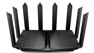 Wifi 6 router